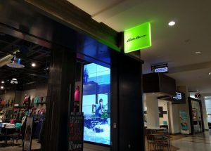 Attractive Indoor Mall Signs