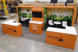 Attractive Custom Tradeshow Display